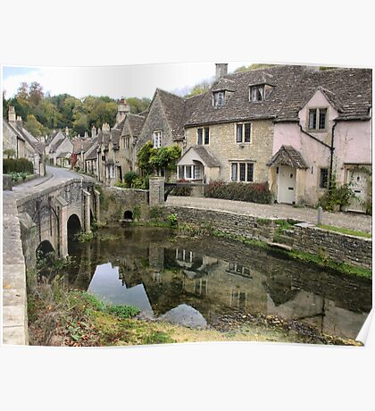 Castle Combe ( 3 ) Poster