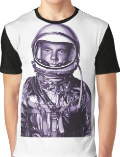 John Glenn Graphic T-Shirt