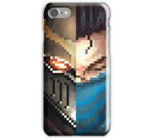Zed & Yasuo Pixelart iPhone Case/Skin