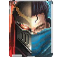 Zed & Yasuo Pixelart iPad Case/Skin