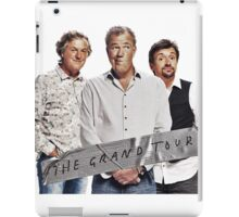 The Grand Tour.. iPad Case/Skin