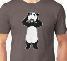 Lucha Panda Unisex T-Shirt