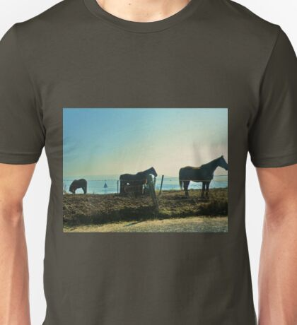 Horses for Courses. Unisex T-Shirt