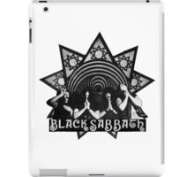 Black Sabbath iPad Case/Skin