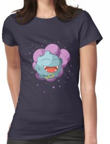 Shiny happy Koffing Laughing Womens Fitted T-Shirt