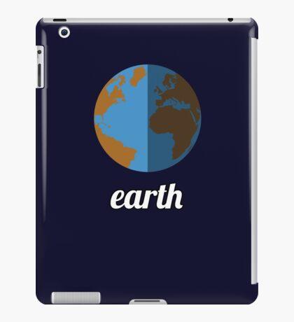 Planets - EARTH iPad Case/Skin