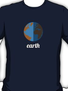 Planets - EARTH T-Shirt