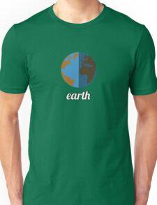 Planets - EARTH Unisex T-Shirt