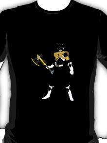 Mighty Morphin Black Power Ranger T-Shirt T-Shirt