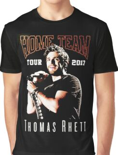 thomas rhett tour 2016-2017-home team Graphic T-Shirt