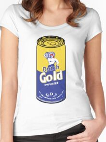 Dutch Gold  Women's Fitted Scoop T-Shirt