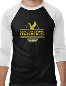 Aliens Men's Baseball ¾ T-Shirt