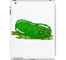 Pickle iPad Case/Skin