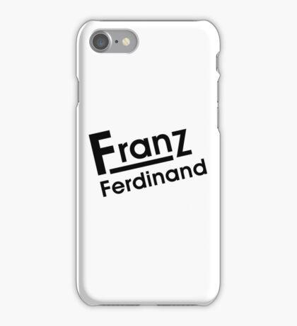 Franz Ferdinand Logo iPhone Case/Skin