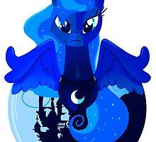 Princess Luna by TornadoTwist