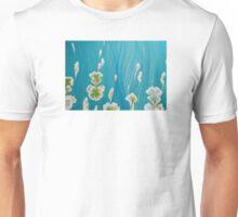 White Iris Unisex T-Shirt