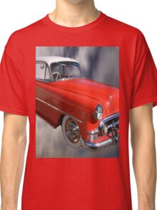 Red Classic Car From The 50s 60s Classic T-Shirt