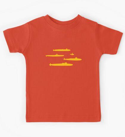 Yellow Submarines Kids Tee