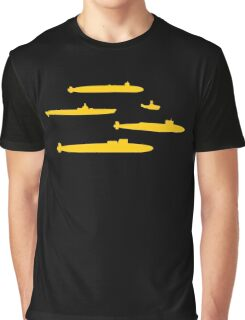 Yellow Submarines Graphic T-Shirt