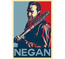 Negan & Lucille  Photographic Print