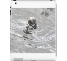 Seal with a kiss... iPad Case/Skin