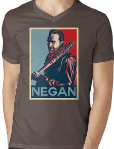Negan & Lucille  Mens V-Neck T-Shirt