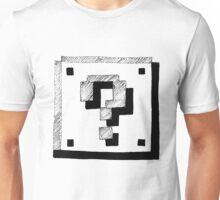 Mario Block Unisex T-Shirt