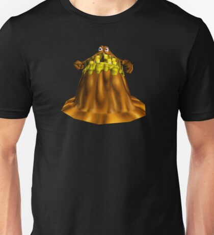 the great mighty poo Unisex T-Shirt