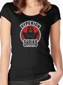 Hyperion Shrike Women's Fitted Scoop T-Shirt