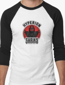 Hyperion Shrike Men's Baseball ¾ T-Shirt