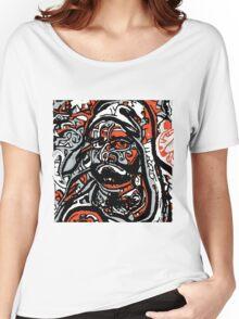 DARUMA DEEP NEURAL Women's Relaxed Fit T-Shirt