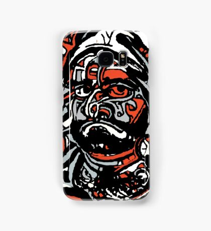 DARUMA DEEP NEURAL Samsung Galaxy Case/Skin