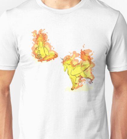 Fire Bird 1 Unisex T-Shirt