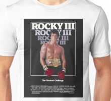 Rocky III Unisex T-Shirt