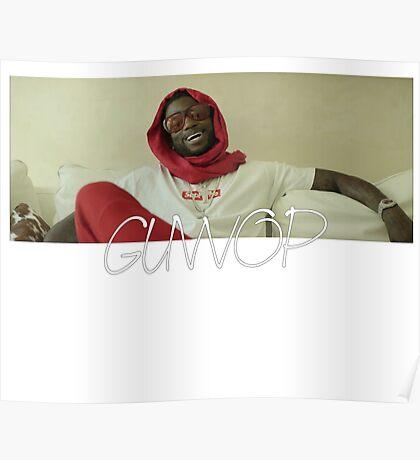 Gucci Mane Guwop Poster