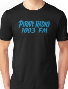 Pirate Radio - 100.3 FM - Shirt Unisex T-Shirt