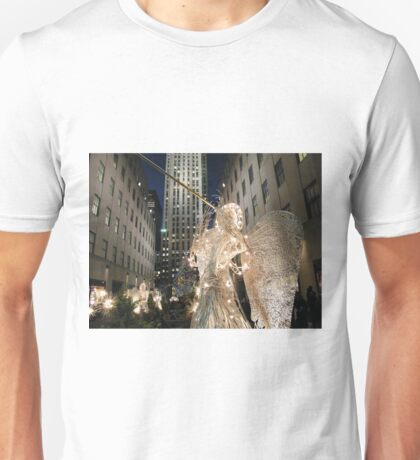 Christmas at Rockefeller Center, New York T-Shirt