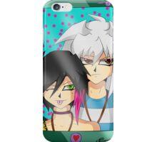 Skylar X Bakura Selfie iPhone Case/Skin