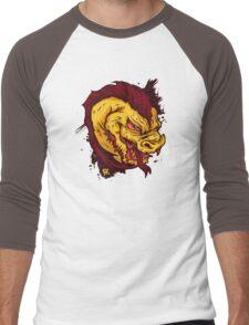 DRAGON BREATH Men's Baseball ¾ T-Shirt