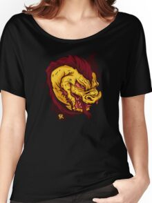 DRAGON BREATH Women's Relaxed Fit T-Shirt