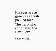 Ginny Weasley Poem Unisex T-Shirt
