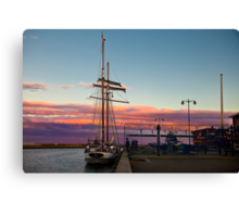 The Flying Dutchman Canvas Print