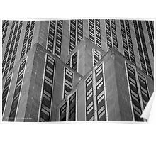 Empire State Building Detail | New York City, New York Poster