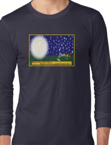 Peace on Earth, Goodwill to all Men Long Sleeve T-Shirt