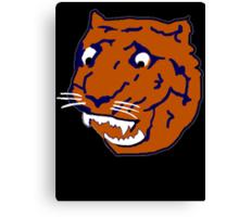 Detroit Tigers Logo 1927 shirt Canvas Print