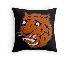 Detroit Tigers Logo 1927 shirt Throw Pillow