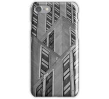 Empire State Building Detail   New York City, New York iPhone Case/Skin