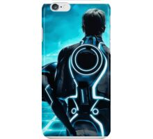 Tron Legacy multi monitor - Artwork iPhone Case/Skin