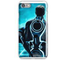 Tron Legacy multi monitor - Artwork iPhone Case/Skin