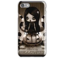 Halloween Doll iPhone Case/Skin